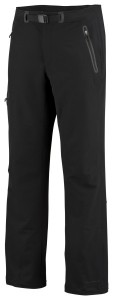 Columbia Head Wall Pant in schwarz