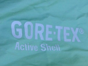 Gore Tex Active Shell Membran