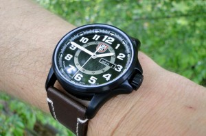Luminox 1807 Field Automatic Day Date 2