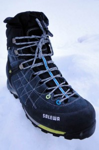 Snow Trainer Insulated GTX - Ansicht halbvorne
